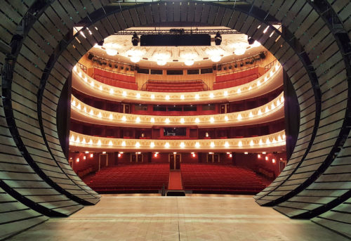 Führungen | Tiroler Landestheater